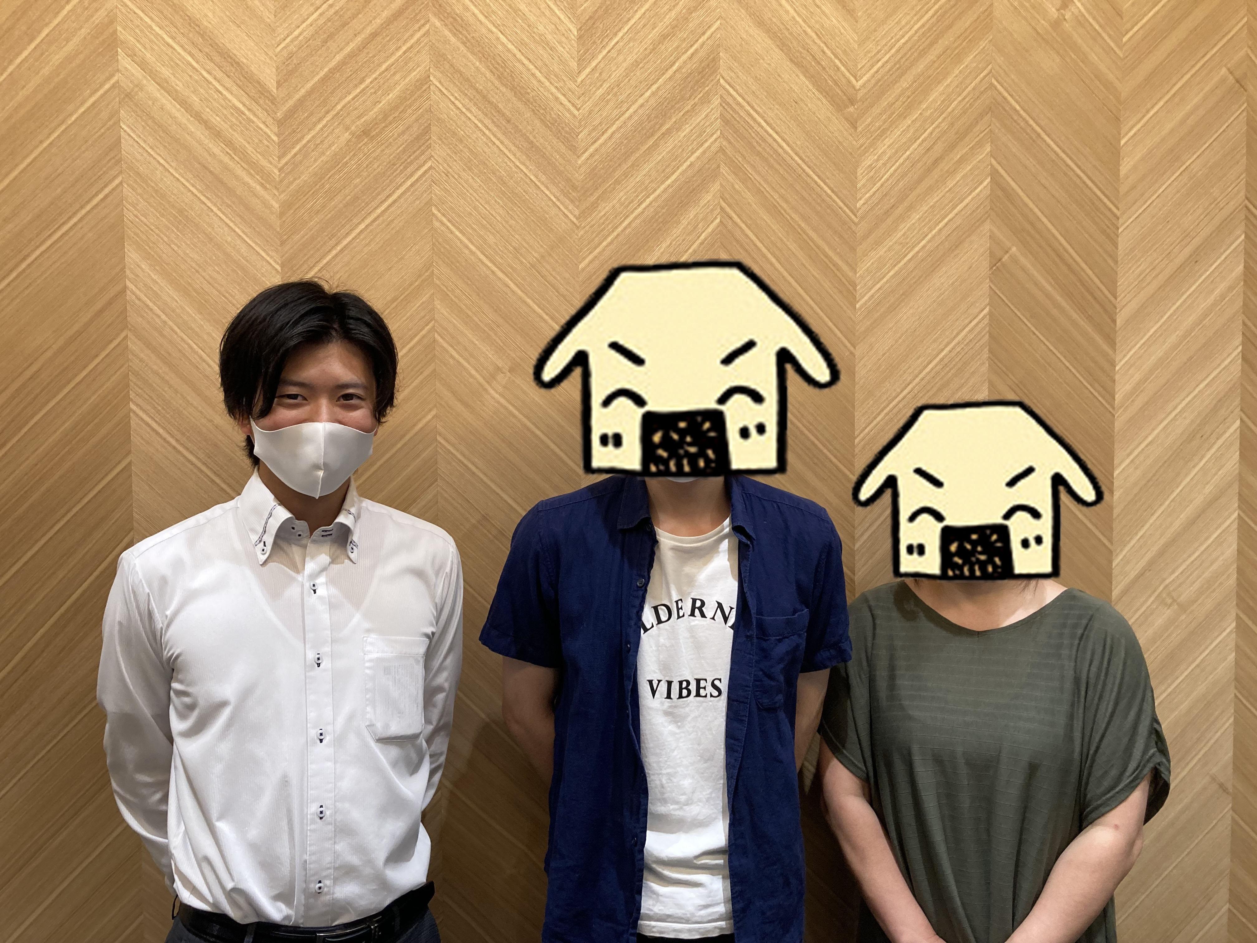S様(不動産ご購入)